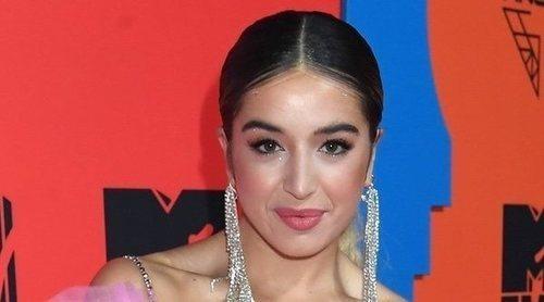 """Lola Índigo, tras ganar el MTV EMA: """"Estoy preparando cosas nuevas, vamos a inventar una cosita diferente"""""""