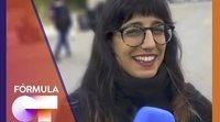 Idaira ('OT 2005') se cuela en el casting de 'OT 2020' en Madrid y aconseja a los aspirantes