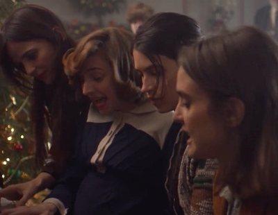 Avance de 'Días de Navidad', la miniserie de Netflix protagonizada por Verónica Echegui y Elena Anaya
