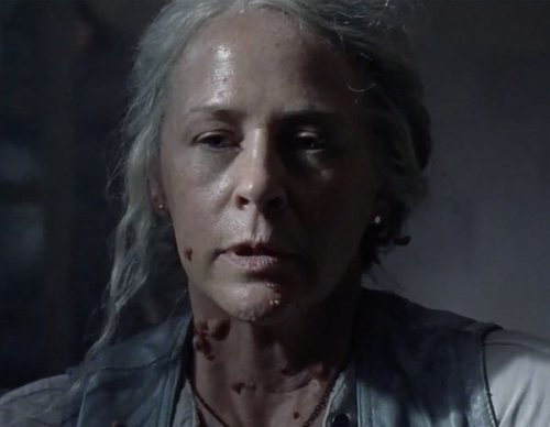 'The Walking Dead' anticipa un baño de sangre en la promo del siguiente episodio