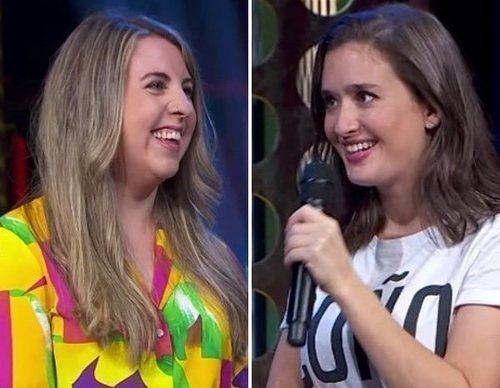 """Victoria Martín a Carolina Iglesias: """"Pronto compartirás cajero con los triunfitos"""""""
