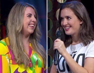 """Victoria Martín a Carolina Iglesias ('Roast Battle'): """"En dos años compartirás cajero con los triunfitos"""""""