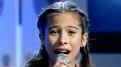 """Eurovisión Junior 2019: Melani canta por primera vez """"Marte"""" en directo de forma íntegra"""