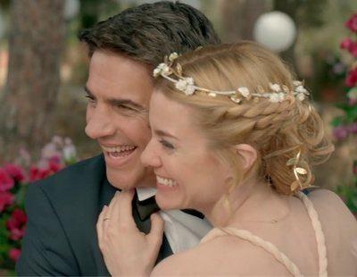 Nos colamos en rodaje de 'Atrapa a un ladrón' para ver cómo es la boda entre Lola y El Gato