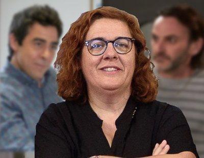 """Arantxa Écija (Mediaset): """"'La que se avecina' está viva. Tras la 12, irá la 13, la 14... El público manda"""""""