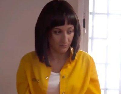 Susi Caramelo se convierte en Zulema ('Vis a vis') en la parodia de 'Dar cera, pulir #0'