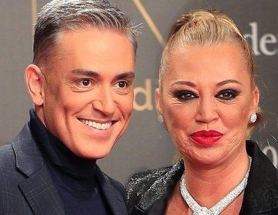 """Belén Esteban y Kiko Hernández ('Sálvame'): """"No volveríamos a un reality, eso se lo dejamos a Lydia Lozano"""""""