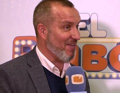 """Ángel Ayllón, productor de 'El Bribón': """"Queremos atraer a todo el público; cuanto más, mejor"""""""