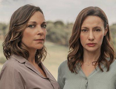 """Cristina Plazas y Natalia Verbeke ('El nudo'): """"Al principio pensábamos que podían liar a nuestros personajes"""""""