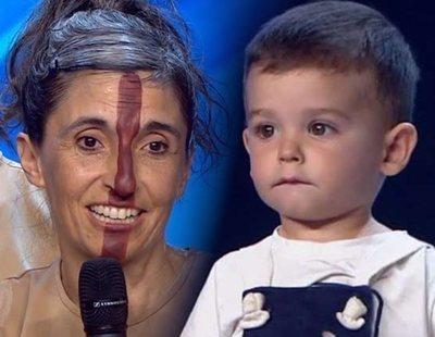 'Got Talent 5': Hugo Molina, Asociación Nana y Pitu, pase de oro de Santi Millán, en la primera semifinal