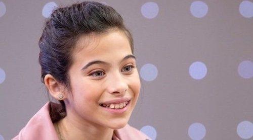 Rueda de prensa de Melani a su regreso de Eurovisión Junior 2019