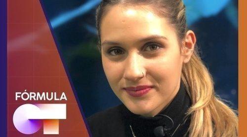 """Sabela: """"Salí perdida de 'OT 2018' porque no sabía cómo funcionaba la industria"""""""