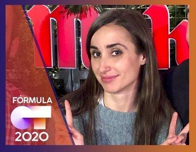 """Zahara: """"'OT 2020' me pareció un reto muy grande y yo, ante eso, tiendo a decir que sí"""""""