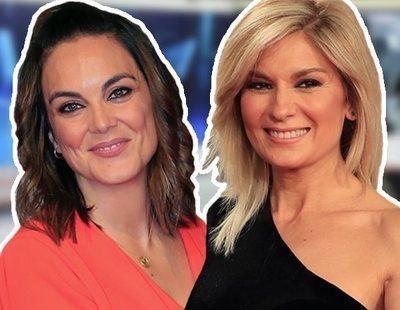 Los presentadores de 'Antena 3 Noticias' explican cómo informar de política cuando el público ya está harto