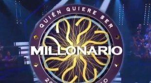 '¿Quién quiere ser millonario?': Antena 3 celebrará el 20º aniversario del concurso con programas especiales