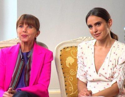"""Victoria Abril y Verónica Echegui ('Días de Navidad'): """"María miente por miedo a que dejen de quererla"""""""