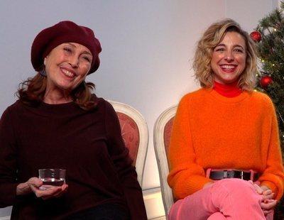 """Verónica Forqué y Anna Moliner ('Días de Navidad'): """"Adela evita el conflicto para proteger a su familia"""""""