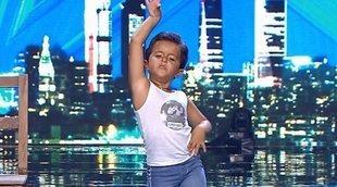 'Got Talent 5': Mario Prieto, el niño bailarín, entre los concursantes de la tercera semifinal