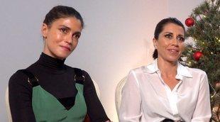 """Alicia Borrachero y Nerea Barros ('Días de Navidad'): """"Las niñas fueron las que nos unieron a todos"""""""