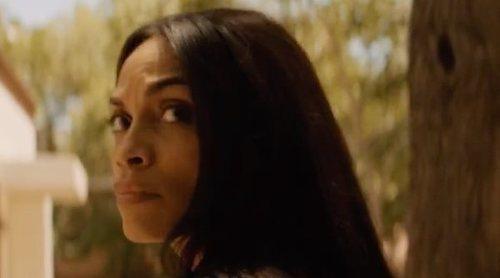 Rosario Dawson no puede confiar en nadie en el nuevo tráiler de 'Briarpatch'