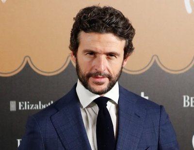 """Diego Martín ('Supernormal'): """"Miren Ibarguren y yo nos llevamos mejor en la realidad que en la serie"""""""