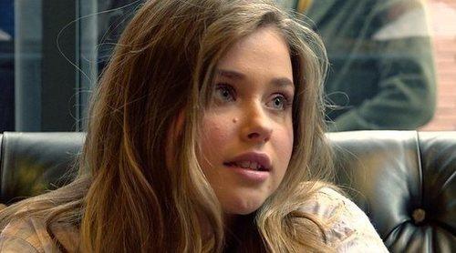 """Nicole Wallace ('Skam España'): """"El corazón de Nora en la temporada 3 va a estar como ella, contradiciéndose"""""""
