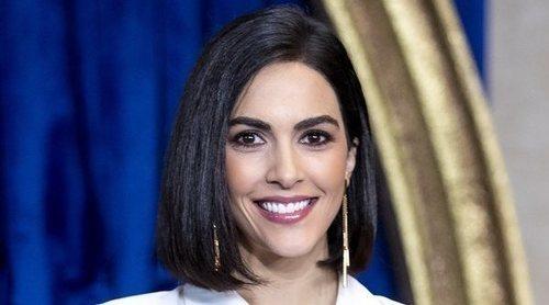 """Rocío Muñoz ('Feliz 2020'): """"Tuve el mismo vestido color champán durante todos los días de rodaje"""""""