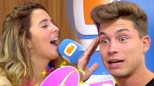 Raoul Vázquez y Marilia Monzón se enfrentan en el 'Furor' de 'Fórmula OT'