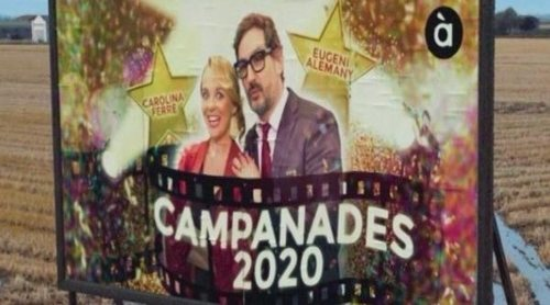 La experiencia transmedia de las Campanadas 2019-20 de À Punt con Carolina Ferre y Eugeni Alemany