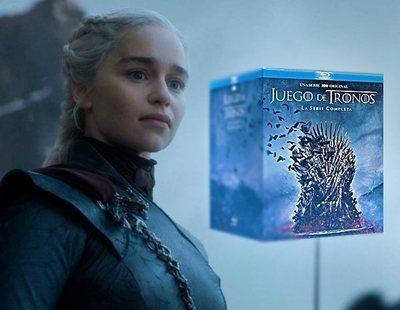 Unboxing de la edición completa de 'Juego de Tronos'