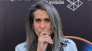 """Mario Vaquerizo: """"Miro a mis compañeros de 'TCMS 8' y pienso que el más flojito soy yo"""""""