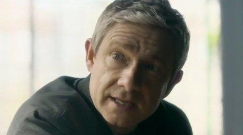 Tráiler de 'Breeders', la comedia que lleva a Martin Freeman al límite de la paciencia paterna