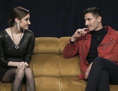 'El tiempo del descuento': Adara y Gianmarco, ¿a un paso del edredoning?