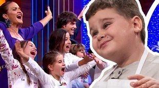 ¡Sí, MasterChef!: ¿Tiene Albert posibilidades de llegar a la final de 'MasterChef Junior 7'?