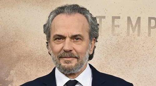 """José Coronado: """"El final de 'Vivir sin permiso' es satisfactorio para la audiencia"""""""