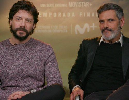 """Álvaro Morte: """"'El embarcadero' está terminada, pero también lo estaba 'La Casa de Papel'"""""""