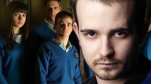 """Daniel Retuerta: """"Al anunciarse que volvía 'El internado' pensé: ¿Un remake ahora? La serie no es tan vieja"""""""