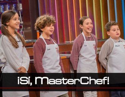 ¡Sí, MasterChef!: ¿Quién debe ganar 'MasterChef Junior 7'? ¿Lu, Leo, María o Albert?