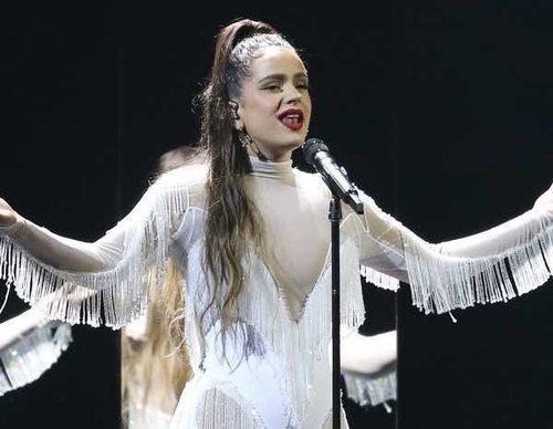 Así fue la actuación de Rosalía en los Grammy 2020 tras ganar una estatuilla