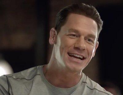 Anuncio de Michelob Ultra para la Super Bowl 2020, con John Cena y Jimmy Fallon