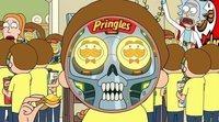 Anuncio de Pringles para la Super Bowl 2020, con la colaboración de 'Rick y Morty'