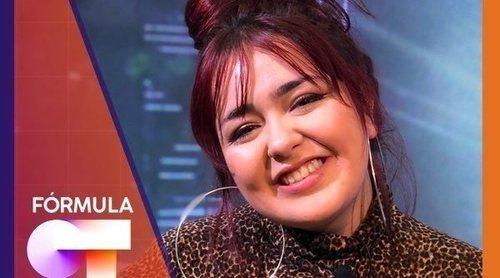 "Ariadna en 'Fórmula OT 2020': ""No me parece justo que se castigue tanto a Eli"""