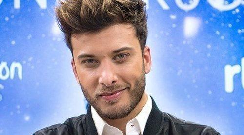 """Blas Cantó: """"Al principio trabajé con el sonido de 'Él no soy yo' pero quería arriesgarme en Eurovisión 2020"""""""
