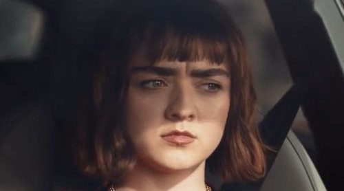 "Anuncio de Audi para la Super Bowl 2020, con Maisie Williams cantando ""Let It Go"""