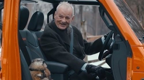 Anuncio de Jeep para la Super Bowl 2020, con Bill Murray reviviendo el Día de la Marmota