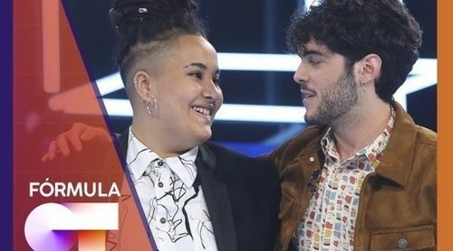 'Fórmula OT': Eli, expulsada en la Gala 3 de 'OT 2020', ¿merecía ese desorbitado porcentaje?