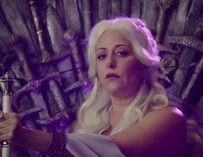 """Yolanda Ramos se convierte en Daenerys Targaryen para dar un toque de atención a los """"señoros"""""""