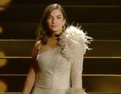 """Sanremo 2020: Elettra Lamborghini canta """"Musica (E il resto scompare)"""""""