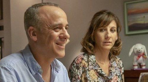 """Javier Gutiérrez ('Vergüenza'): """"Me encantaría ver a Nuria y Jesús en 'La isla de las tentaciones'"""""""