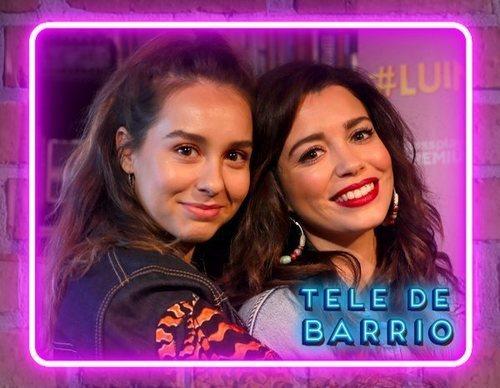 'Tele de Barrio 13': Luimelia descubre las emocionantes historias de sus fans